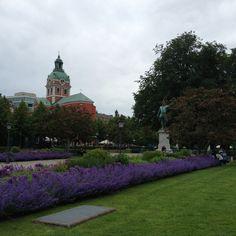 Jardines del rey Estocolmo