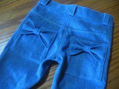 Little Ella Lu: Ottobre Designs: Funky Boy Pants for a Girl.