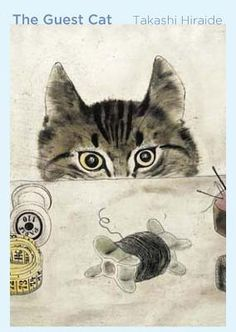The Guest Cat by Takashi Hiraide (Febrary 2014) A husband and wife explore their life together through the appearance of a stray cat. A beautiful, ornate read, brimming with philosophical observation, humor and intelligence.