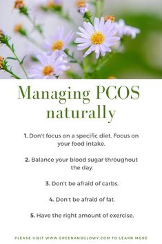 Take your health into your own hands! Read our article if you want to learn more about 5 effective ways to manage PCOS simply and naturally. Healthy Eating Habits, Healthy Lifestyle Tips, How To Treat Pcos, Fitness Tips, Fitness Motivation, Pcos Symptoms, Meditation Techniques, Focus On Yourself, Nutrition Tips