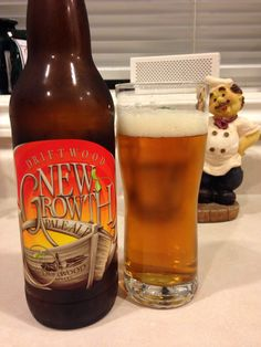 New Growth by Driftwood Brewing out of Victoria, BC