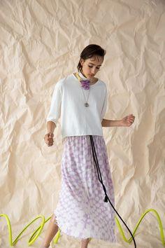 Raquel Allegra Resort 2019 New York Collection - Vogue