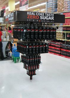 Supermarket Displays Should Definitely Be Considered an Art Form - CollegeHumor Post