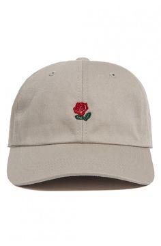 Rose dad hat - $39