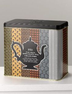 Single Origin Speciality Tea Tin-Marks & Spencer