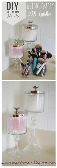 Easy Reusable DIY Projects I love breaks from school because it means I can do projects! Today I'm going to share some of my favorite easy DIY projects that reuse things I have around the house! DIY Plastic Bag storage Plastic bags can be used for so many Diy Makeup Organizer, Diy Organization, Makeup Storage, Organizing Ideas, Dollar Tree Organization, Plastic Bag Storage, Craft Storage, Plastic Bags, Storage Ideas