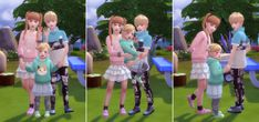 70 Ideas children poses sims 4 for 2019 Sims 4 Children, 4 Kids, Children Poses, Family Portrait Poses, Family Posing, Sibling Poses, Kid Poses, Toddler Hair Sims 4, Sims 4 Family
