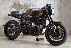 Johnnie Wash BMW R Nine T ~ Return of the Cafe Racers