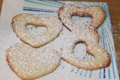 My favorite shortbread cookie recipe!