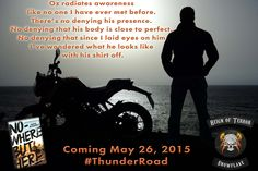 Nowhere But Here will be released on May 26, 2015.