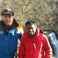 Brecon Beacons, Walking Tour, Waterfall, Rain Jacket, National Parks, Windbreaker, Tours, Instagram Posts, Waterfalls