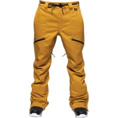 L1 Field Pant - Men's Snowboard pants SHOP @ OutdoorSporting.com Mens Snowboard Pants, Snow Gear, Snowboarding Outfit, Gear Shop, Men's Pants, Hiking Gear, Camping Equipment, Outdoor Gear, Parachute Pants