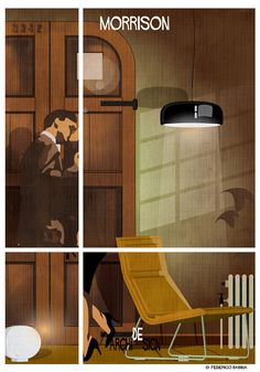 federico babina narrates stories of iconic design within architectural spaces
