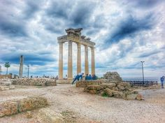 Apollon Temple Of Ancient Side Photo by Mehmet Sait ŞAHİNALP — National Geographic Your Shot