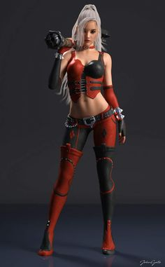 Harley Quinn version