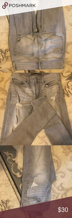 03751dda6a6 Express jeans super stretchy Excellent