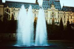 Palatul Culturii, Iași - by Vladimir Dumbravă Cathedral, Landscapes, Building, Travel, Paisajes, Scenery, Viajes, Buildings, Cathedrals