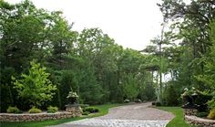 landscaping a driveway | When placing a driveway, safety and access should be your main ...