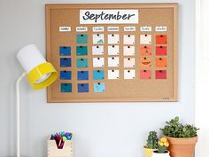 Stay on top of your plans with one of these crafty — or thrifty — solutions.