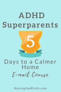 ADHD Superparents ra