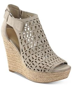 d2e1cd9f2e8 Marc Fisher Helina Platform Espadrille Wedge Sandals   Reviews - Sandals    Flip Flops - Shoes - Macy s