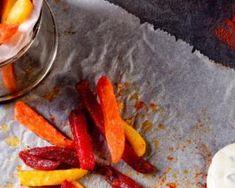 Recette de Frites de légumes