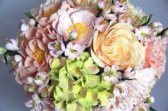 cherry blossom bouquet - Google Search