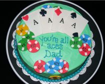 Colorful Poker Father's Day Cake photo.PNG