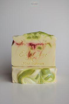 Green Apple Soap Bar by Eliza Jane Soap Company - Fall 2014