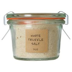 White Truffle Salt in Sale SHOP Kitchen+Dining at Terrain