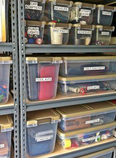 Cool 50 Brilliant Garage Organization Tips and Tricks Ideas https://wholiving.com/50-brilliant-garage-organization-tips-tricks-ideas