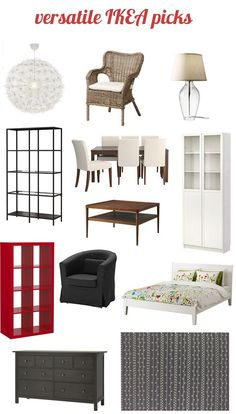 I discovered IKEA five or six years ago and ever since I did, I've been a big fan of their affordable products. We've turned their Billy bookcases into built in shelving, used IKEA kitchen cabinets to make a window seat, and their Vittsjo shelves to store books and games too. IKEA products have been popping [...]