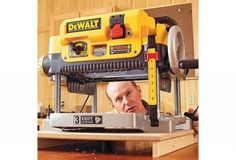 Woodworking Tools Your benchtop planer takes a beating in normal use. Give it routine maintenance for glassy-smooth results board after board. Woodworking Power Tools, Essential Woodworking Tools, Woodworking Workbench, Woodworking Workshop, Woodworking Techniques, Woodworking Videos, Woodworking Shop, Woodworking Crafts, Woodshop Tools