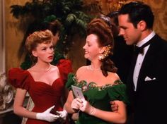 Meet Me In St Louis staring Judy Garland in 1944. One of my favorite movies.