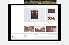 Abodo by Richards Partners, New Zealand. #website #design