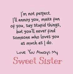 434 Best For My Sister Images Sisters Sister Friends Best Sister