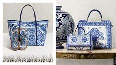 Maiolica , la nouvelle collection Dolce & Gabbana inspirée de la céramique italienne
