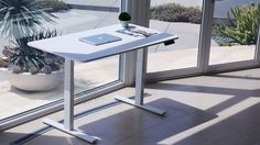 SmartDesk 2 is the most durable, powerful yet silent sit-to-stand desk. Industrial Steel Frame. Add-in Accessory Kit or Voice-Activated Assistant.