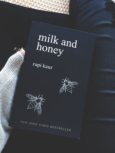another book that changed my life - ekta somera milk and honey photography rupi kaur । milk and honey by Rupi Kaur । Bookstagrammer Best Poetry Books, New Books, Good Books, Books To Read, Book Club Books, Book Nerd, Book Lists, Milk Y Goku, Milk And Honey Book