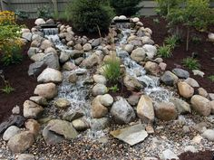 Water Features | Spear's Landscaping