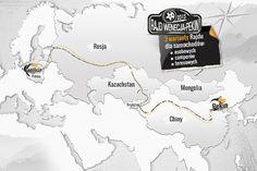 Rajd Wenecja - Pekin: kamperowcy ciągle poszukiwani!!!