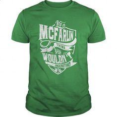 MCFARLIN - #tshirt upcycle #sweater blanket. SIMILAR ITEMS => https://www.sunfrog.com/LifeStyle/MCFARLIN-Green-Guys.html?68278