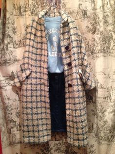 vintage coat ¥27090