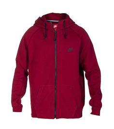 NIKE CLOTHING NIKE TECH AW77 FZ HOODIE-3Tw0yqq2