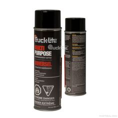 Truck-Lite Multi-Purpose Maintenance Spray 97946-3. The Truck-Lite Multi-Purpose Maintenance Spray 97946-3 maintains lubricity under high loads for superior reduction of friction, heat and noise.