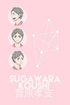 Sugawara Mobile Wallpaper