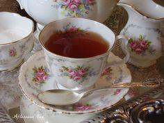 "https://flic.kr/p/p6ypkb   afternoon tea   Royal Albert ""Tranquillity"""