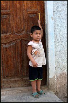 Child of Uzbekistan
