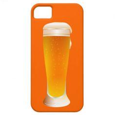 Oranje Biertje iPhone 5 Case $42.30 #koningsdag #koninginnedag #voetbal #nederland #holland #oranje