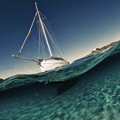Traveling Photographer Captures the Exciting Freedom of Sailing - My Modern Met